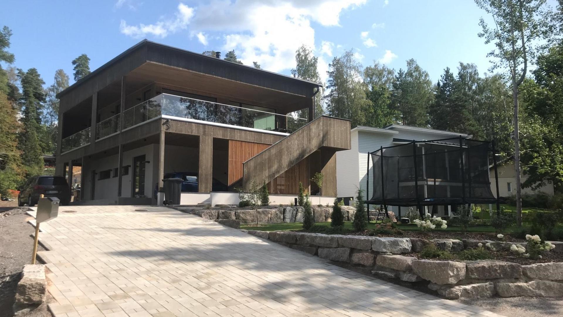 Talo Hiidenkuja
